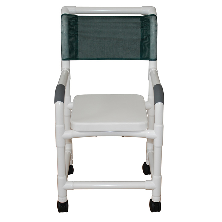 MJM SUPERIOR SHOWER CHAIR WITH SOFT SEAT COMPLETE in Michigan USA