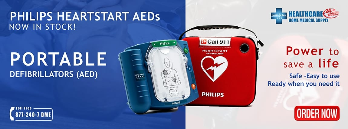 The Philips HeartStart AEDs & AEDs Accessories for sale is available in Michigan USA