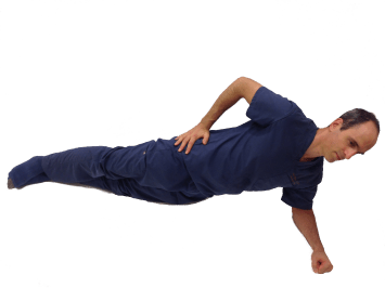 side plank intermediate