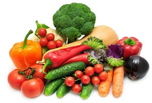 vegetables diet plan