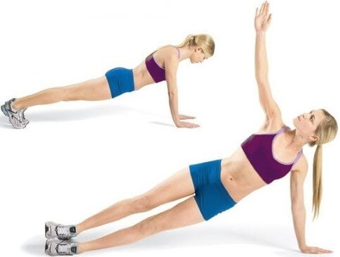 Rotating T Extension Exercise