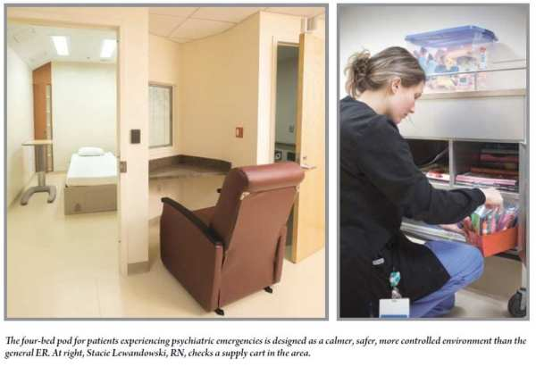 Cooley Dickinson Opens Dedicated Mental-health Area in ER ...