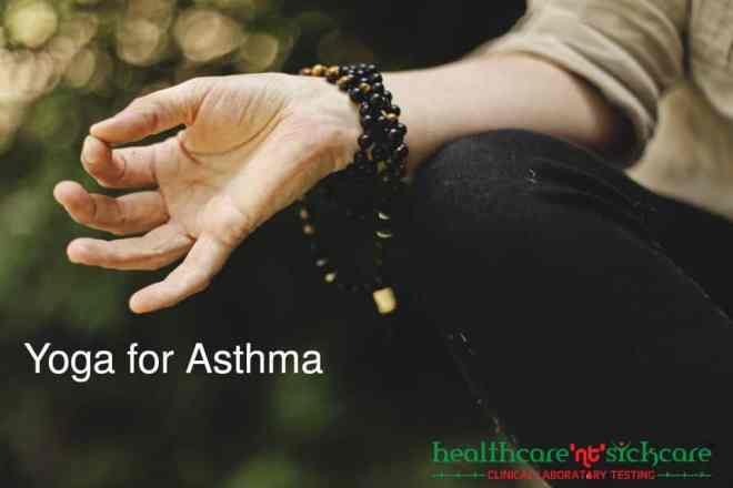 Yoga for Asthma Patients