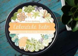 The Home Apothecary Calendula Balm