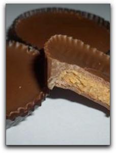 Punta Gorda XO Milk Chocolate Peanut Butter Cups