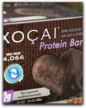 Port Charlotte Antioxidant Protein Bar