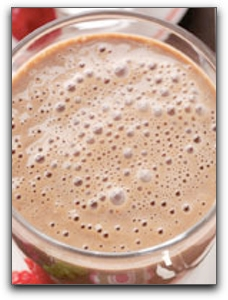 Naples Chocolate Milkshake Diet