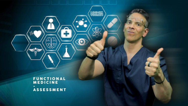 Functional Medicine Assessment Dr. Jimenez   El Paso Chiropractor
