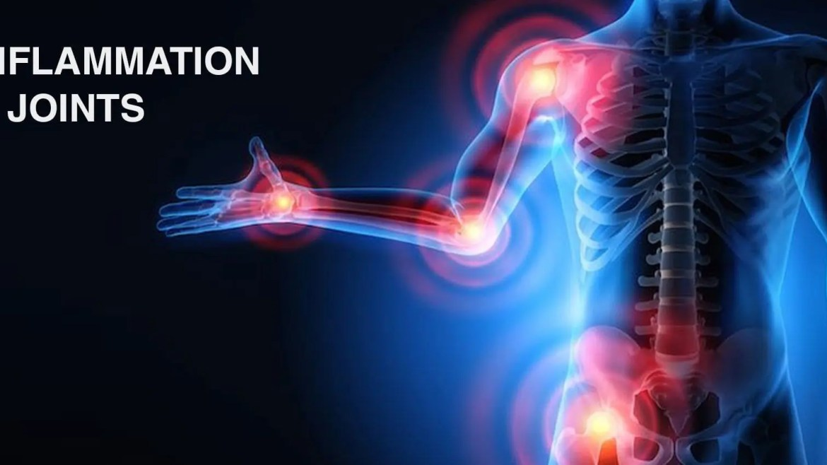Health and Wellness: Joint Inflammation | El Paso Health Coach