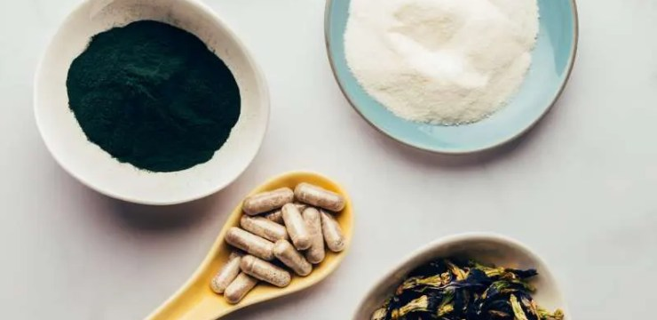 NRLP3 nutritional modulation