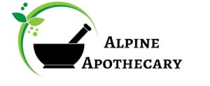 Alpine Apothecary's Logo