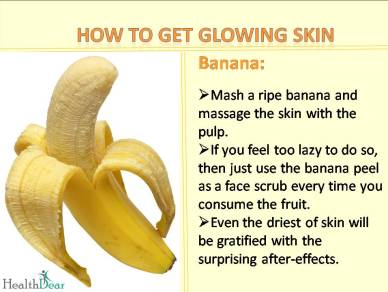 ways to get glowing skin
