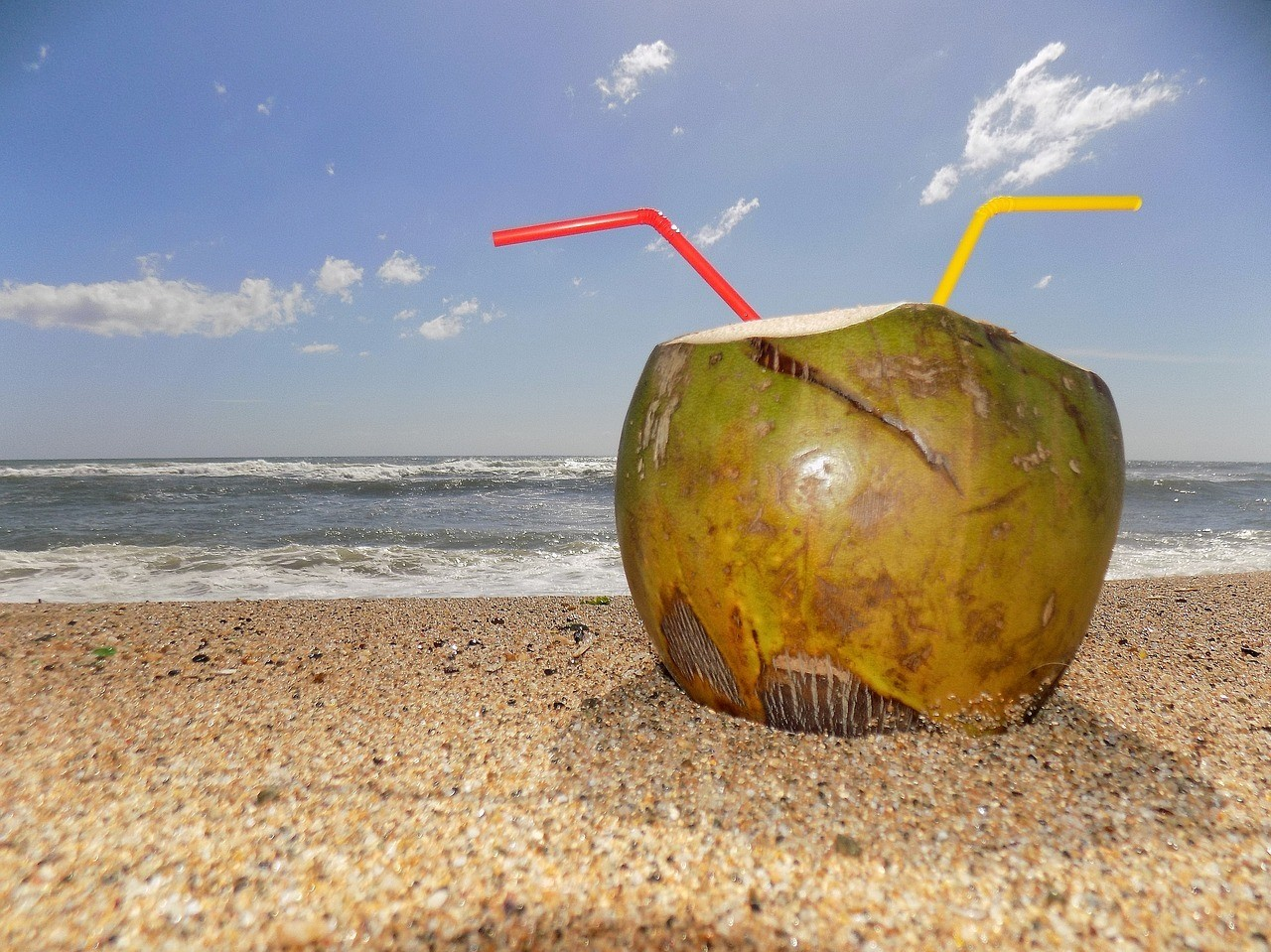 Unsweetened Coconut Water