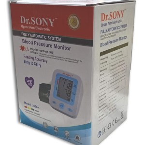 dr sony blood pressure monitor