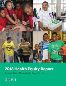 2018 Health Equity Report