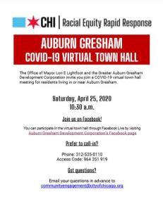 Auburn Gresham Town Hall