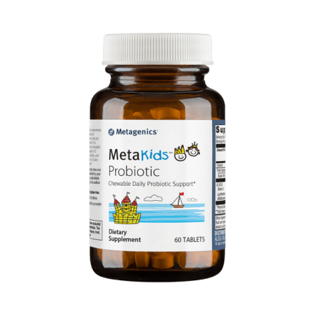MetaKids Probiotic (Formerly UltraFlora Children's Chew)