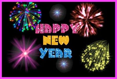 HAPPY NEW YEAR GOOD BLOCK