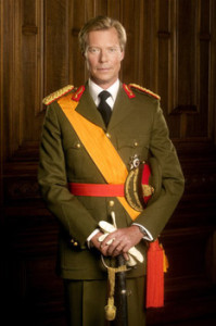 Henri- Grand Duke of Luxmbourg