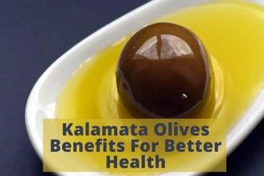 kalamata olives benefits