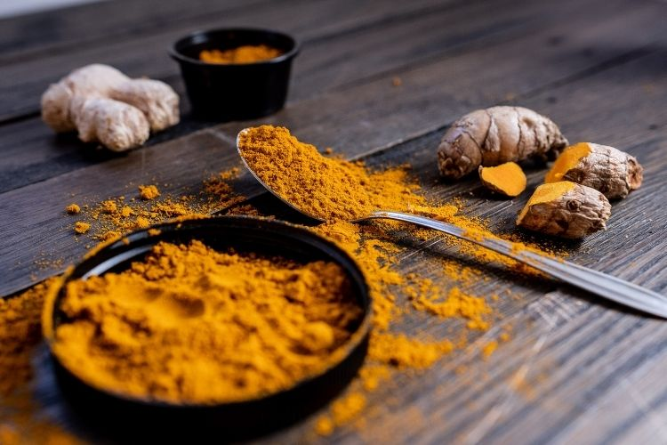 benefits of ginger and turmeric