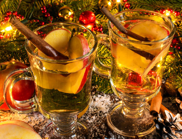 Courtney's Mulled Cider