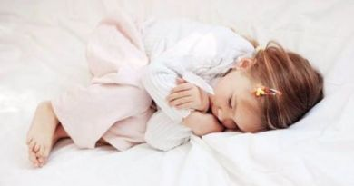 bed wetting child