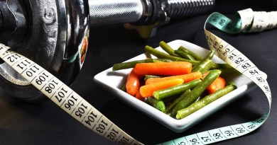 6 Muscle Friendly Foods To Add To Your Diet – Put That Cheese Burger Down!
