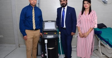 Skin Solutions Laser & Cosmetic Clinic, Meerut, introduces state-of-the-art technologies; other imperfections & ageing