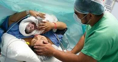 पिछले एक दशक में सी-सेक्शन से जन्म लेने वाले मामले दोगुने हुए