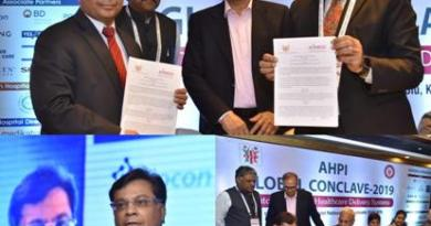 AHPI & AIMED sign MoU to Promote Indian Medical Devices Industry and Make Quality Healthcare Affordable