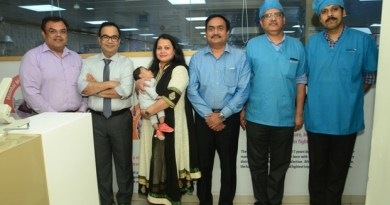 Stem Cell Therapy saves Micro Preemie Newborn who suffered from broncho-pulmonary dysplasia