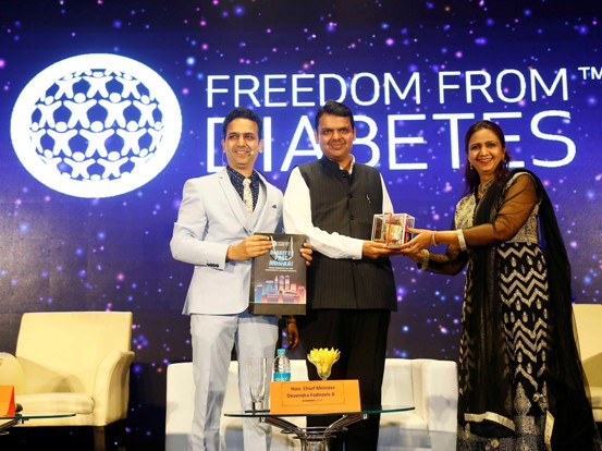Dr-Pramod-Tripathi-MBBS-Founder-of-Freedom-From-Diabetes-Hon-Chief-Minister-Shri-Devendra-Fadnavisji-Dr.-Ritu-Tripathi-Classical-Homeopath-Co-Founder-of-Freedom-From-Diabetes.jpg