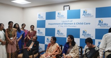 Acclaimed multispecialty Hospital launches a Department for the holistic care of women & child