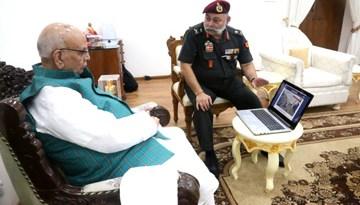 कैडेट नये भारत के शिल्पकार : राज्यपाल श्री टंडन