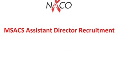 State AIDS Control Society Job for Assistant Director