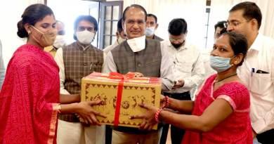 स्थानीय स्तर पर निर्मित वस्तुओं के विक्रय को बढ़ावा देने के लिए सरकार करेगी ब्रांडिंग- मुख्यमंत्री श्री चौहान