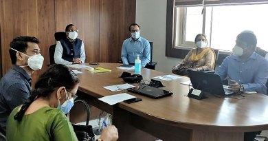 फाइलेरिया दिवस सामूहिक दवा सेवन में कार्यकर्ता कोविड-19 सम्बन्धी सावधानियां रखेंगे