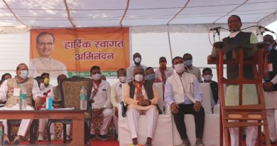 किसानों को सिंचाई के लिये मिलेगी दस घंटे निर्वाध बिजली: मुख्यमंत्री श्री चौहान