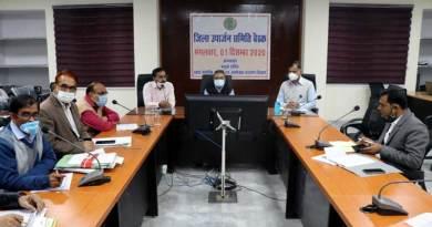पंजीकृत किसानों की बाजरे की तुलाई तक खरीदी रहेगी जारी: प्रमुख सचिव श्री किदवई