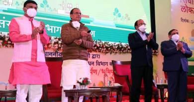 किसानों की आर्थिक उन्नति के लिए उपयोगी होंगे नए कानून: मुख्यमंत्री श्री चौहान