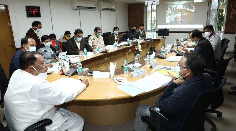 श्री बिसाहूलाल सिंह की अध्यक्षता में संचालक मण्डल की बैठक में लिए अनेक निर्णय