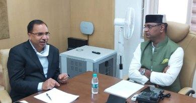 चिकित्सा शिक्षा मंत्री श्री सारंग ने केन्द्रीय बजट में लोक स्वास्थ्य के प्रावधानों पर चर्चा की