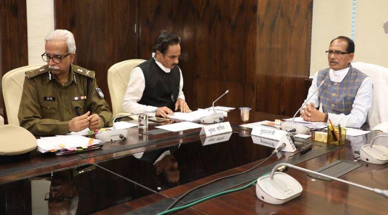 मिलावट के विरुद्ध अभियान पूरी ताकत से जारी रहे : मुख्यमंत्री श्री चौहान