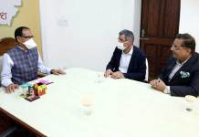 मध्यप्रदेश में अधिकतम निवेश लाने के प्रयास : मुख्यमंत्री श्री चौहान
