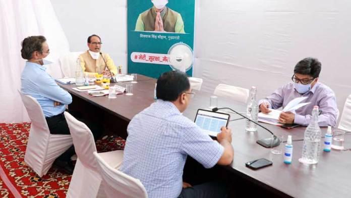 कोरोना संक्रमण को थामने के लिए हर संभव व्यवस्थाएँ होगी- मुख्यमंत्री श्री चौहान