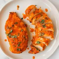 Air Fried Buffalo Chicken