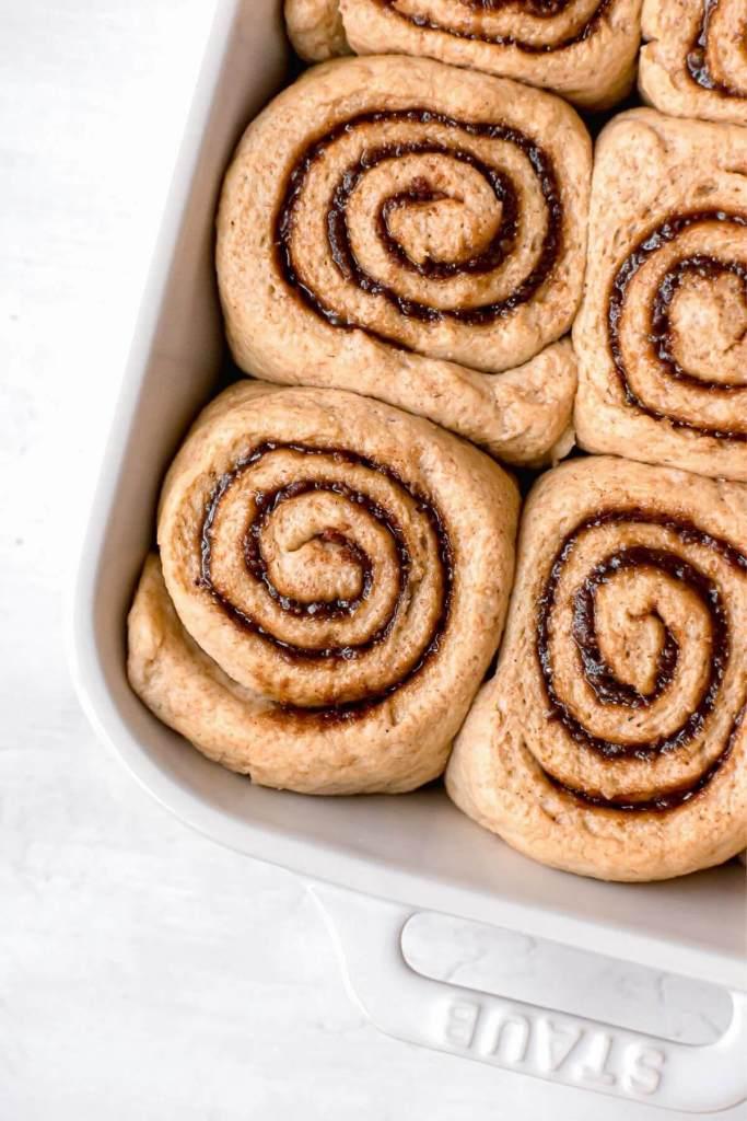 best healthy cinnamon rolls