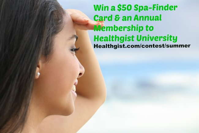 Healthgist Summer Contest