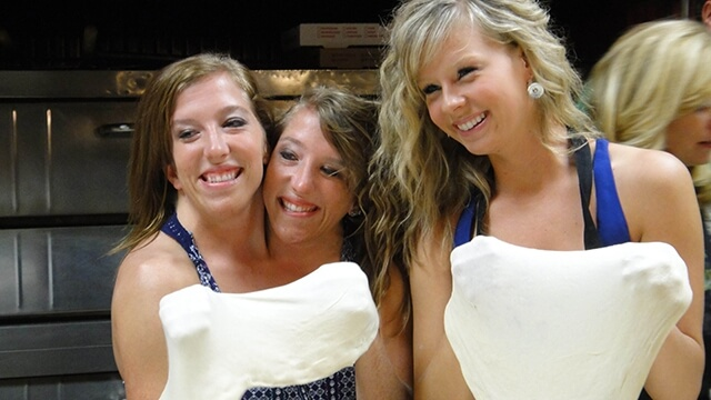 And Abigail Hensel Married Brittany 2012